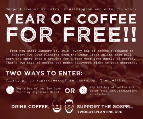 coffee flyer